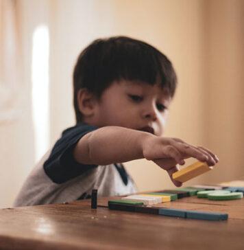 Zabawki motoryczne wspierające rozwój psychoruchowy dziecka